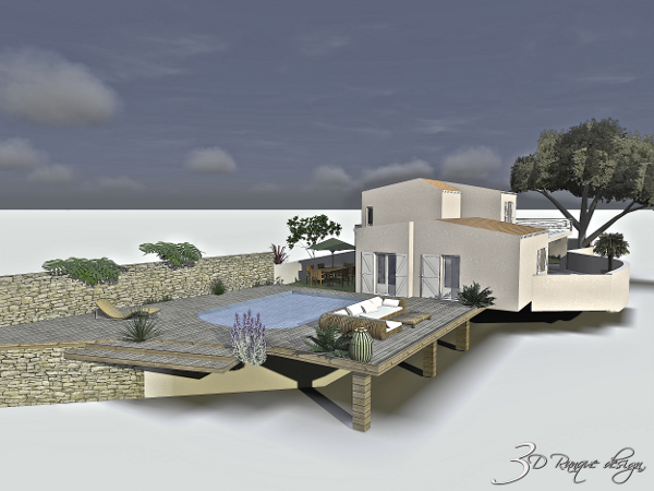 3D ranque SketchUp