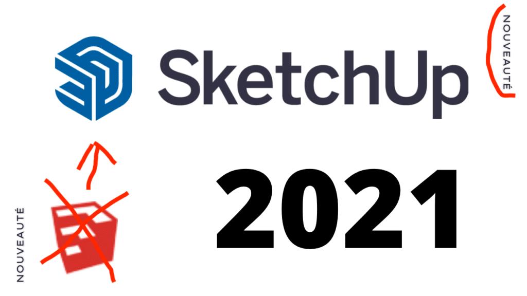 Sketchup 2021 Update